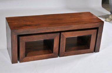 Cube Seat Coffee Table