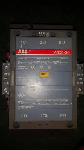 Abb Contactor (A300-30)