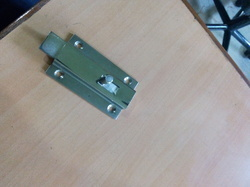 Steel Square Baby Latches