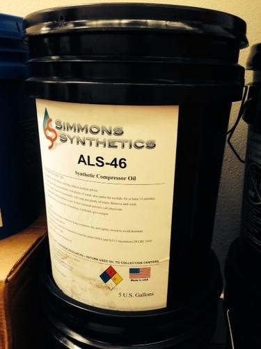 ALS Compressor Oils