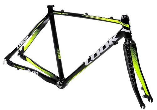 Look X85 Bicycle Frame Set