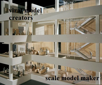 Scale Architectural Models