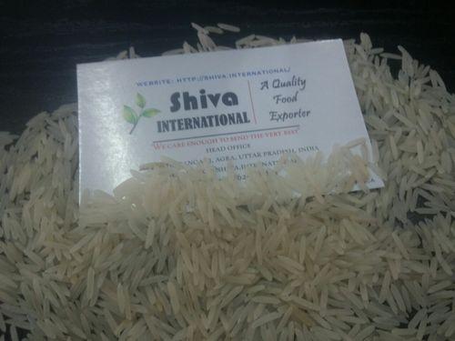 Basmati Sella Parboiled Rice