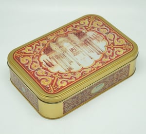 Tin Lunch Boxes