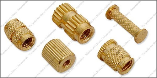Exclusive Brass Inserts