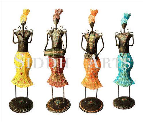 Rajasthan Musician Decorative Figurine