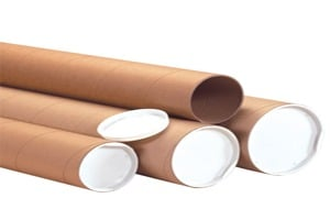 Mailing Paper Tubes