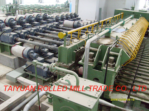 ERW Pipe To Seamless Pipe Rolling Mill