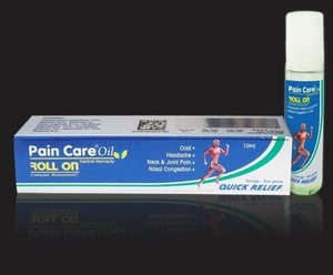 Pain Care Roll On Oil