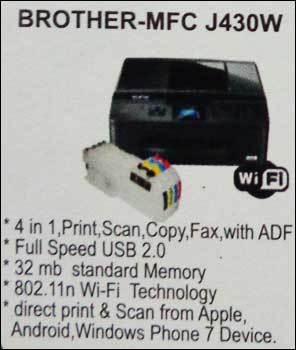 Printer Brother MFC J430W