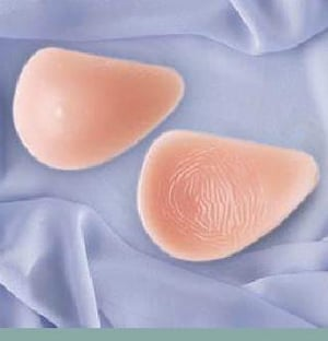 Silicone Breasts Prosthesis