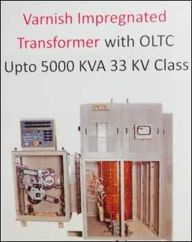 Varnish Impregnated Transformers With Oltc