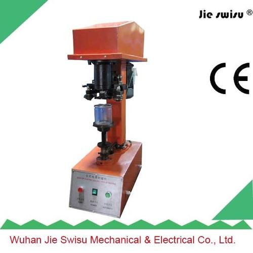 CJ-YLG Vertical Electric Pop-Top Can Sealing Machine