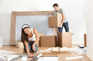 Domestic Packing And Moving Service