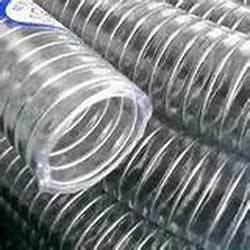 Flexible Steel Wire Reinforced Spring Pvc Hose Pipe