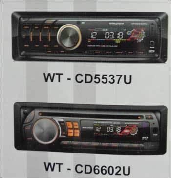 CAR CD/MP3,WMA Player