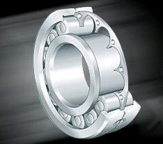 Low Friction Cylindrical Roller Bearings