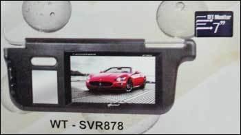 Sunvisor (WT-SVR878 and WT-SVR878U)