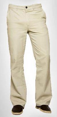 Men's Casual Pants in  Kalupur