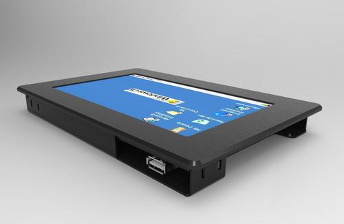 7 Inch Industrial Hmi Touch Panel Pcs