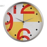 Metal Wall Clocks (Gsr-7)