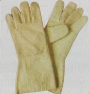 Heat Resistance Felt Gloves