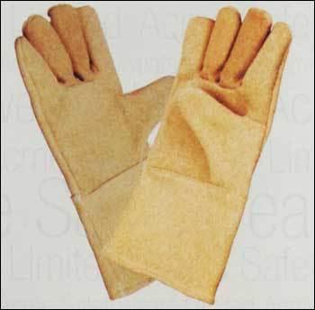 Heat Resistance PBI Gloves