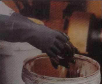 Unsupported Neoprene Flocklined Gloves in  Salt Lake