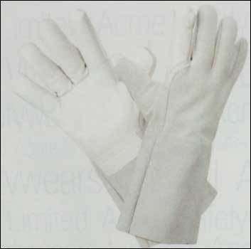Welding Leather Gloves Combinated in  Salt Lake