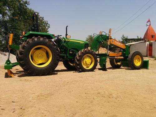 Mini Gradder For Tractor