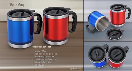 16 Oz Mugs (Gm-001)