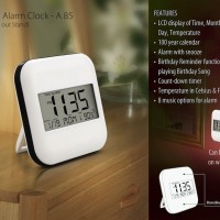 Classic Alarm Clocks (A85)
