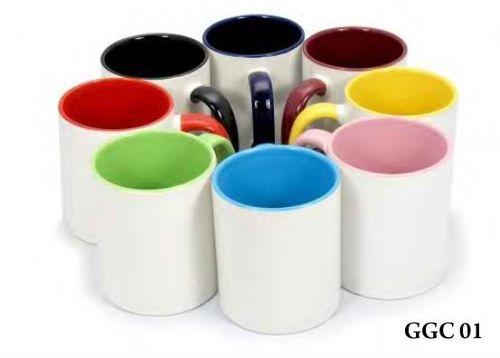 Inner Handle Color Mugs (Ggc-01)