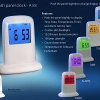Mini Push Panel Clocks (A83)