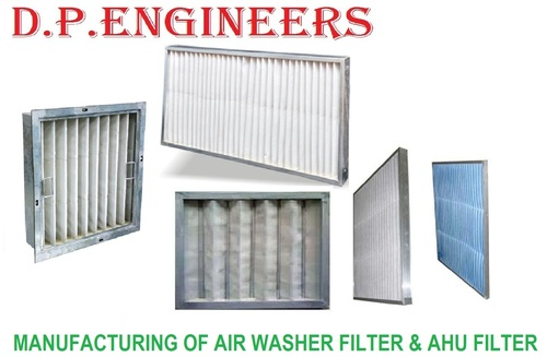 Highly Efficient Air Washer Filters