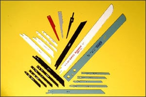 Jigsaw And Reciprocating Saw Blades