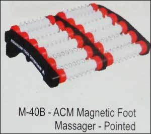 Acupressure Magnetic Foot Massager - Pointed (M-40b)