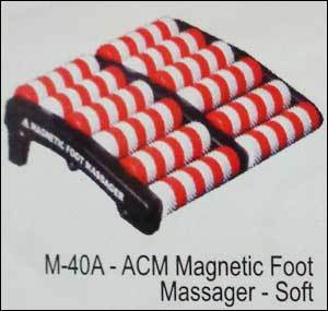 Acupressure Magnetic Foot Massager - Soft (M-40a)