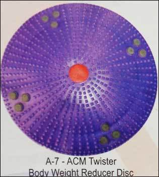 Acupressure Twister Body Weight Reducer Disc