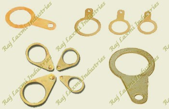 Brass Earthing Tag