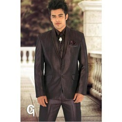 Durable Three Piece Gents Suit