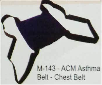 Acm Asthma Belt - Chest Belt