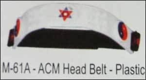 Acm Head Belt - Plastic