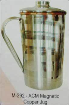 Acm Magnetic Copper Jug
