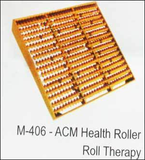 Acupressure Health Roller Roll Therapy (M-406)