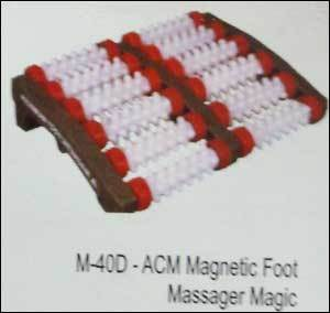 Acupressure Magnetic Foot Massager Magic (M-40d)