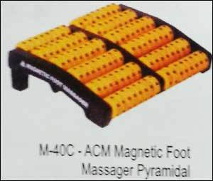 Acupressure Magnetic Foot Massager - Pyramidal (M-40c)