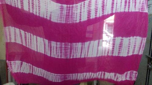 Georgette Tie Dye