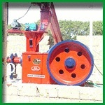 Sawdust Briquetting Machine
