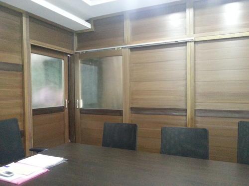 Wood Composite Office Partition